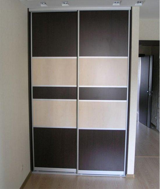 Выдвижные двери для шкафа-купе