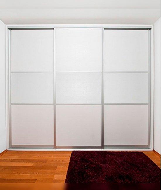 Белые двери для гардеробной
