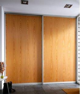 Накладные двери для шкафа-купе