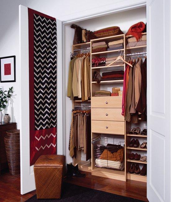 Мини гардеробные шкафы