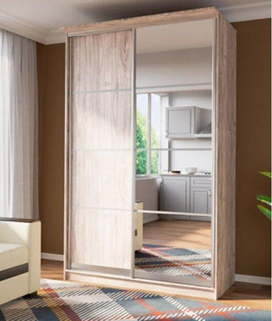 Шкаф 2-х дверный лофт