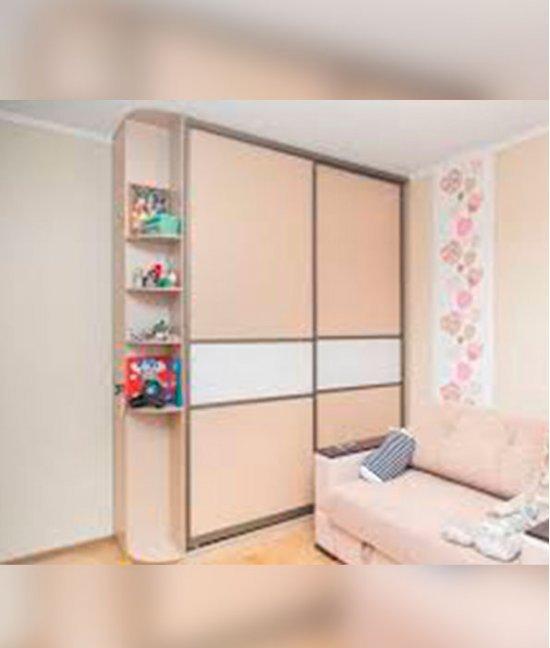 Детские прямые шкаф