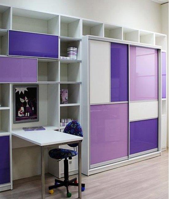 Шкаф для двух девочек