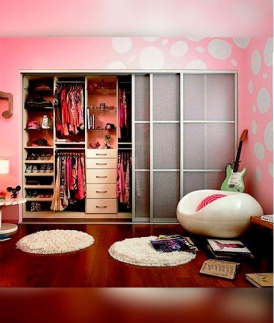Шкаф для девочек 12 лет