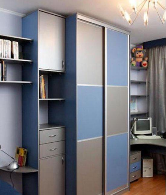 Шкаф для подростка мальчика
