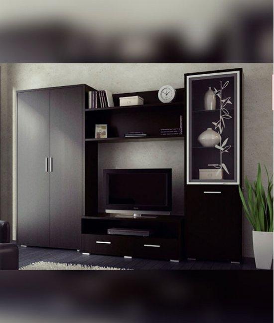 Корпусные шкафы для гостиной