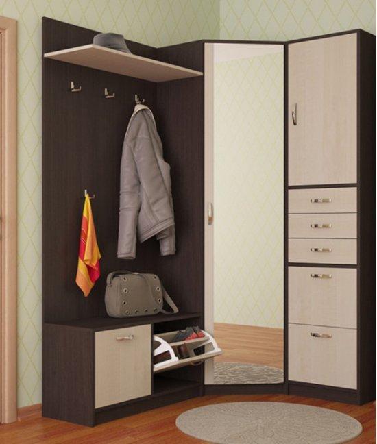Небольшой шкаф в прихожую