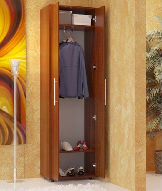Шкаф в прихожую 80 см ширина