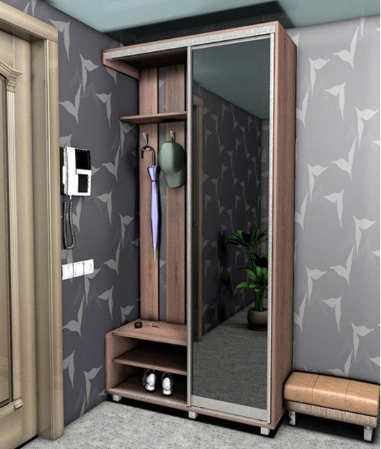 Шкаф в прихожую ширина 45 см