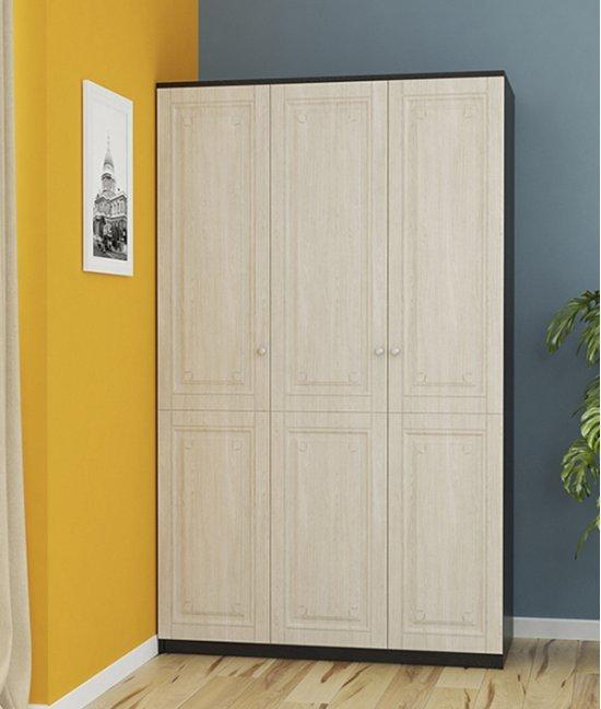 Шкафы 3 х дверные распашные дешевые