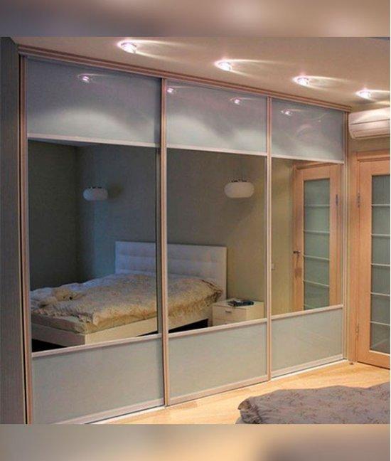 Шкаф купе 3 метра в спальню